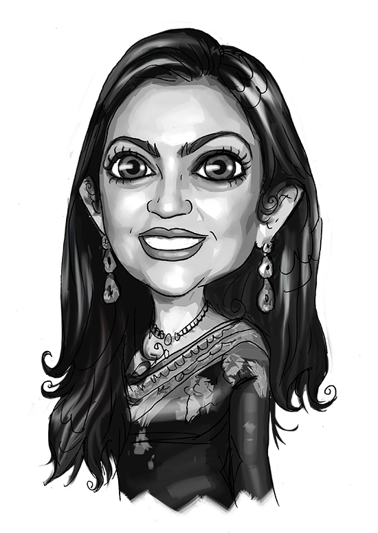 Funding Circle - Brilliant Minds - Nita Ambani