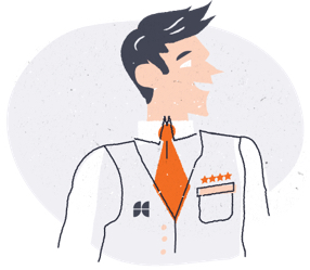 account manager illustration