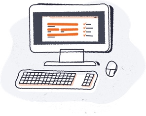 computer illustration