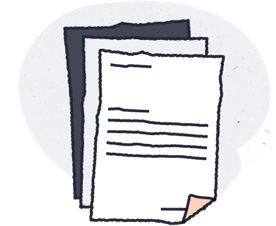 documents illustration