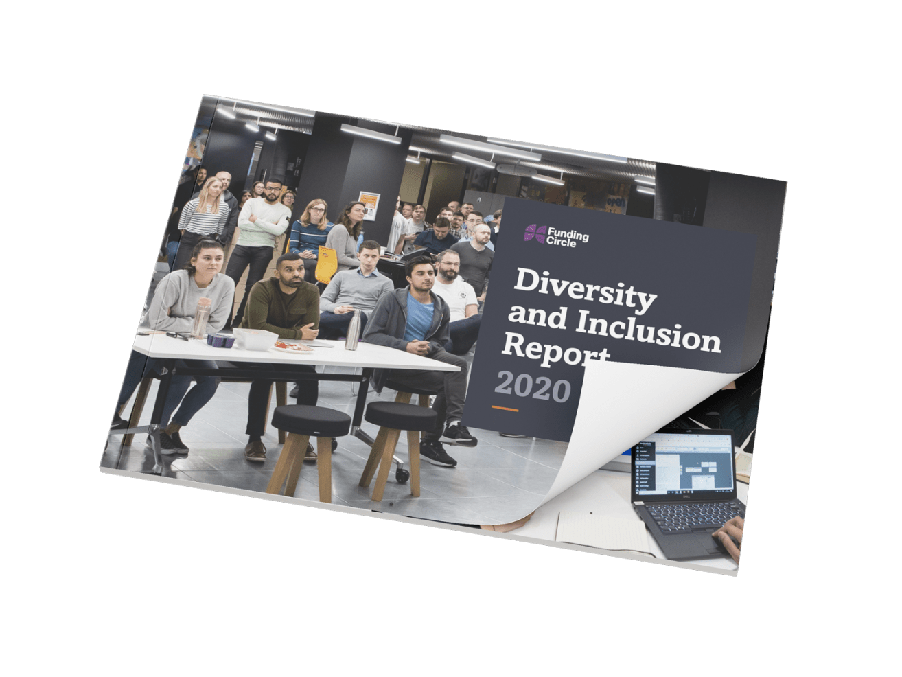 Diversity Inclusion Report Cover